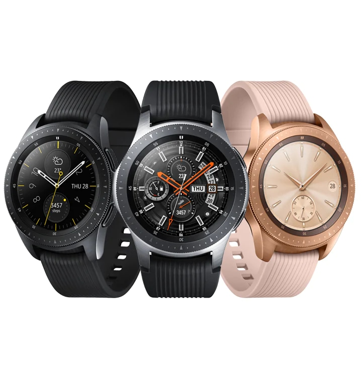 Galaxy Watch pametni sat radi s Vašim telefonom