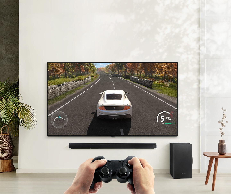Zvuk optimiziran za videoigre. Sada i uz samo jedan dodir