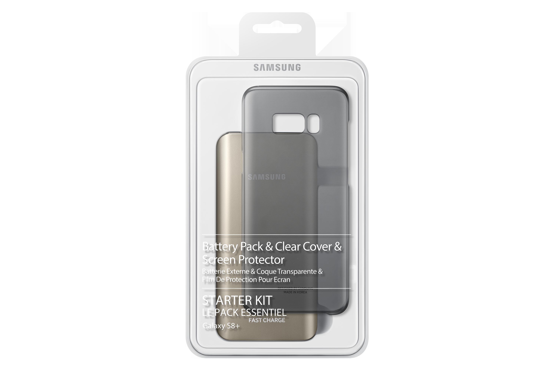 Galaxy S8+ Početni paket (eksterna baterija i maska)