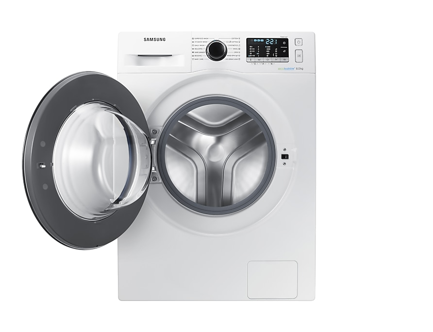 front-door-open white