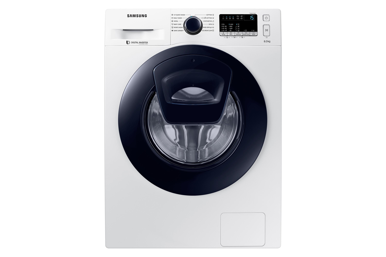 WW4500 Perilica rublja s Addwash tehnologijom, 8 kg