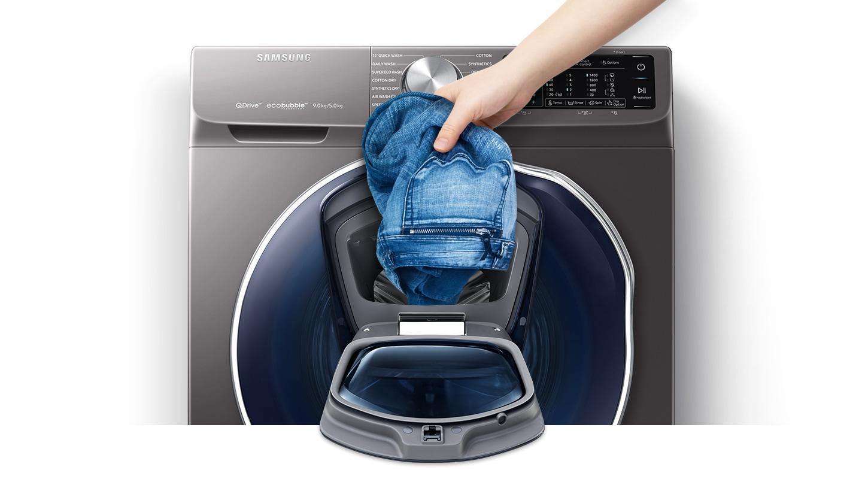 Add hozzá mosás közben