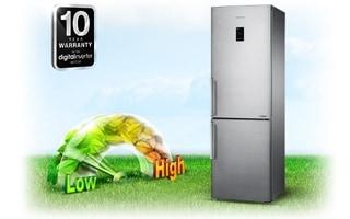 Energiahatékonyság, alacsonyabb zajszint és 10 év garancia