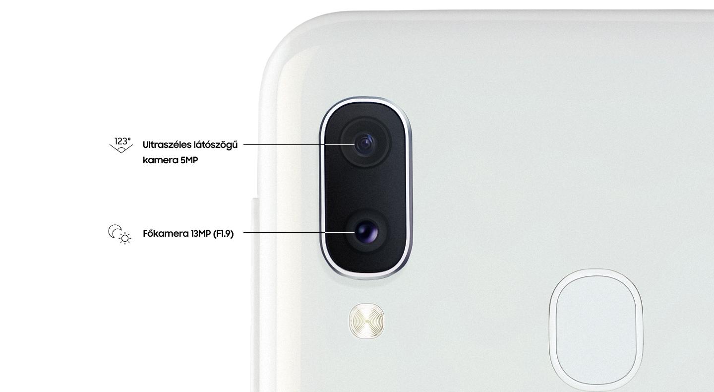 Duál kamera a még több élményhez
