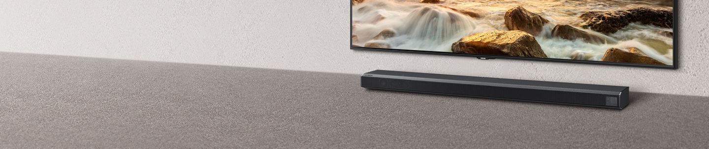 Q Soundbar, a 2020 QLED-re optimalizálva