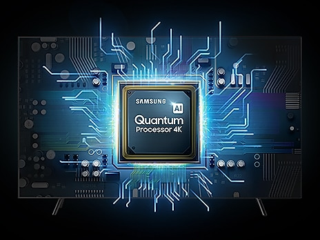 3. Quantum processzor 4K