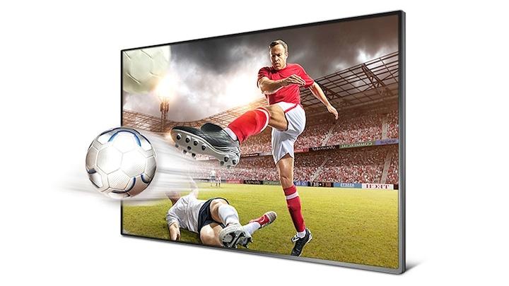 Lenyűgözően élethű látvány a Samsung UHD 3D  technológiájával