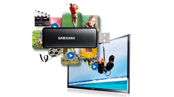 Nézz filmeket USB-ről