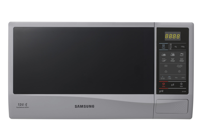 GE73K-S grill funkciós mikrohullámú sütő, 20 l