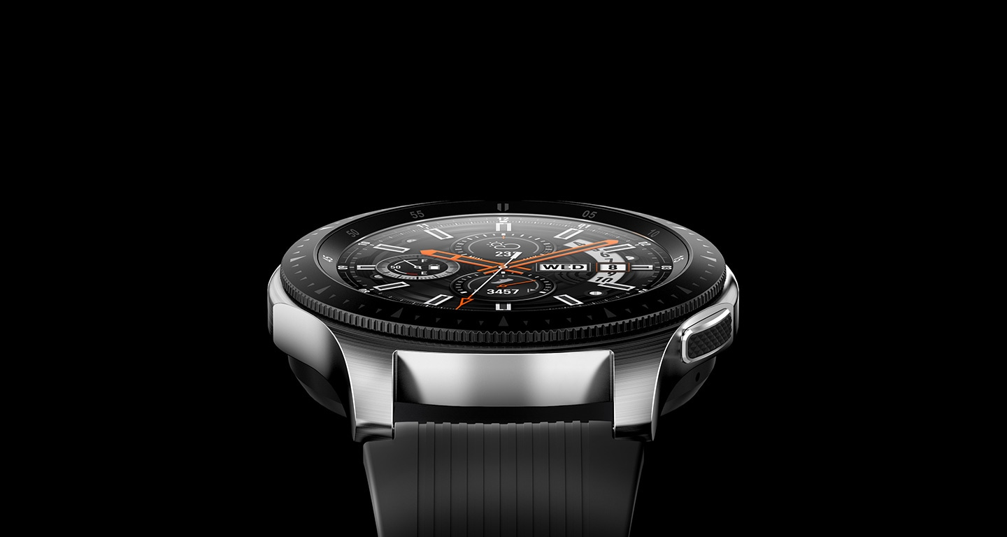 Meet the new Galaxy Watch