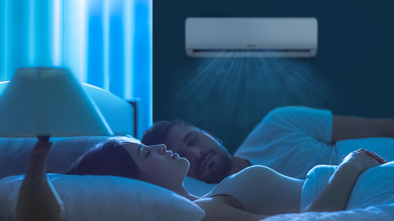 Enjoy a good sleep