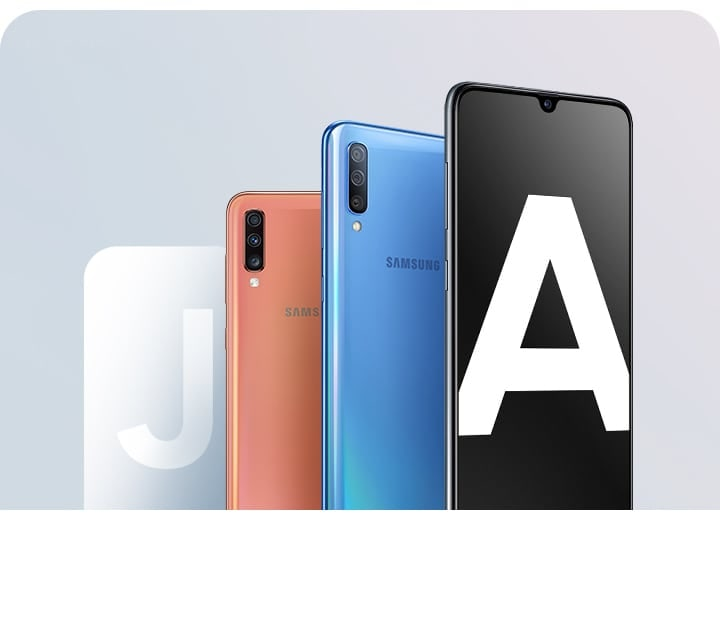 Upgrade your Galaxy J now with new Galaxy A