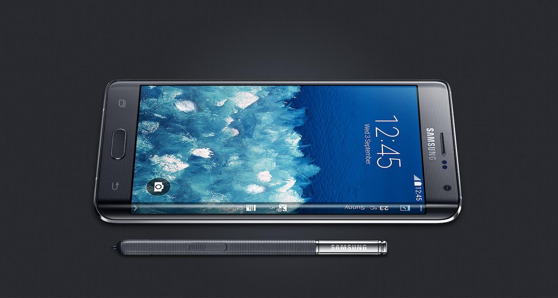 Samsung Galaxy Note Edge 2014 Harga Spesifikasi Indonesia Ngabuburit 3 S8 Garansi Resmi Sein Revolutionary Design