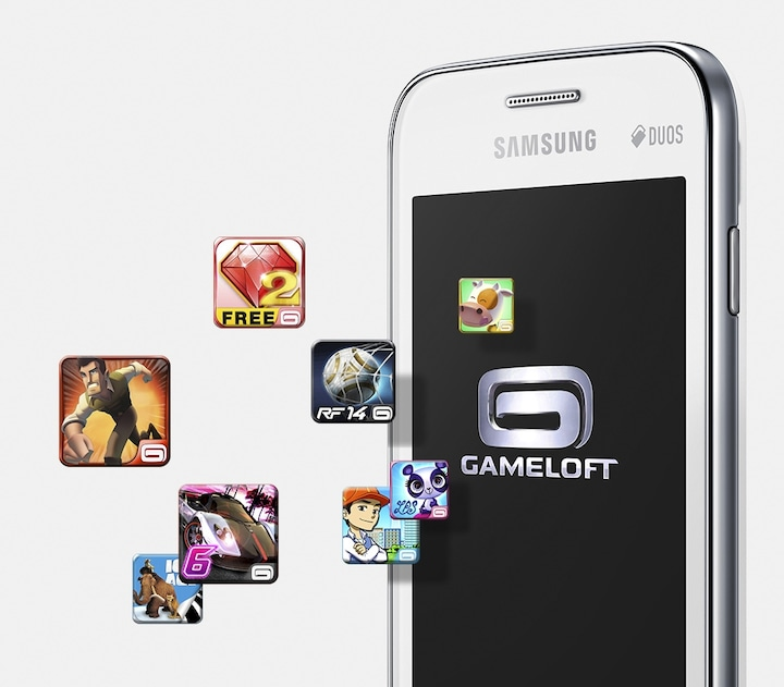 Free games by Gameloft