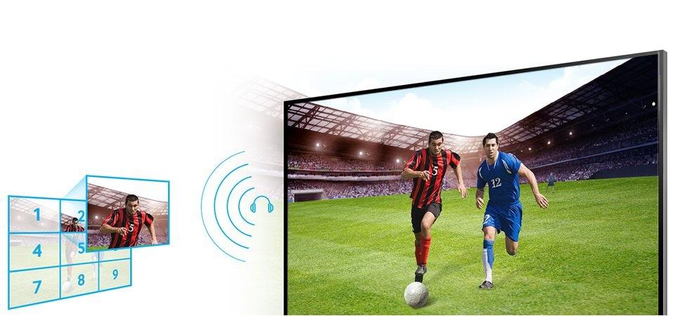 Rasakan semua sensasi kegembiraan pertandingan besar dengan Soccer Mode
