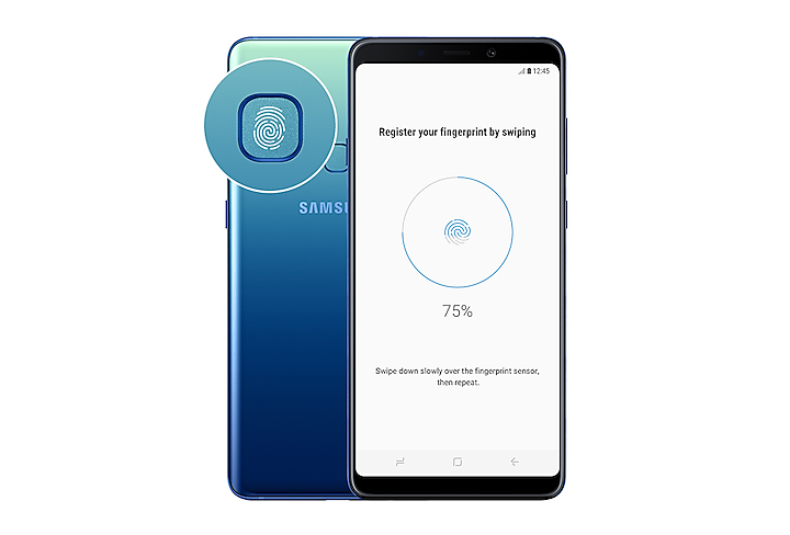 Galaxy A9 Features Reliable Fingerprint Scanning That Enables You To Log In Websites And Apps With Ease Allow For Seamless Multitasking