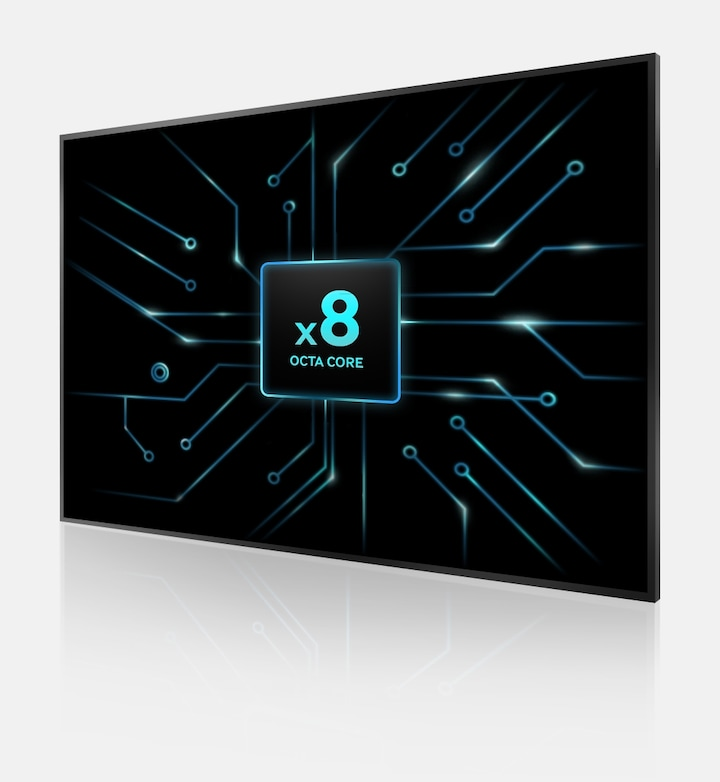Powerful Octa Core processor for speedy performance