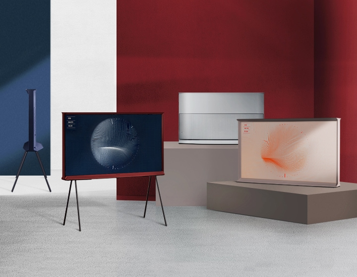 The Serif,Brand new TV for 2019