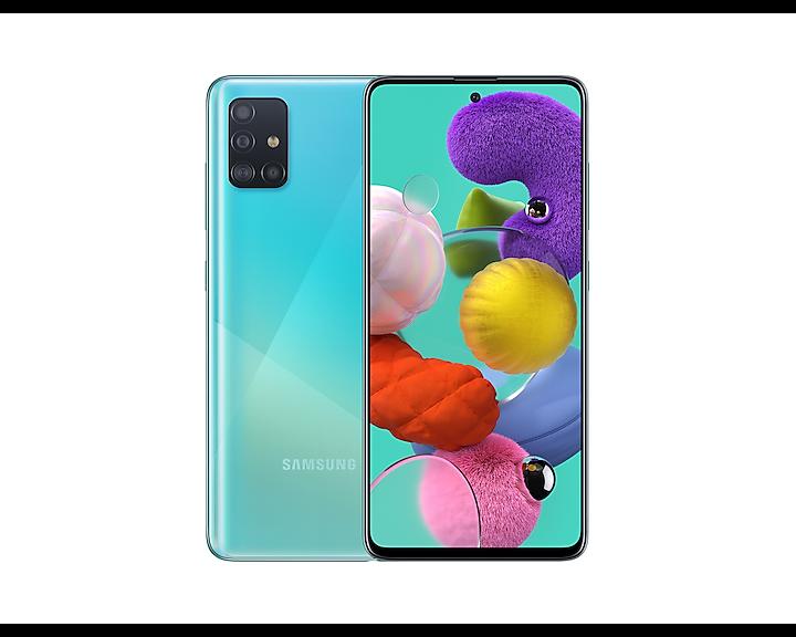 Harga Samsung Galaxy A51 Dengan Offer Terbaru Samsung Indonesia