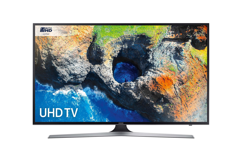 "40"" MU6100 Ultra HD certified HDR Smart TV"