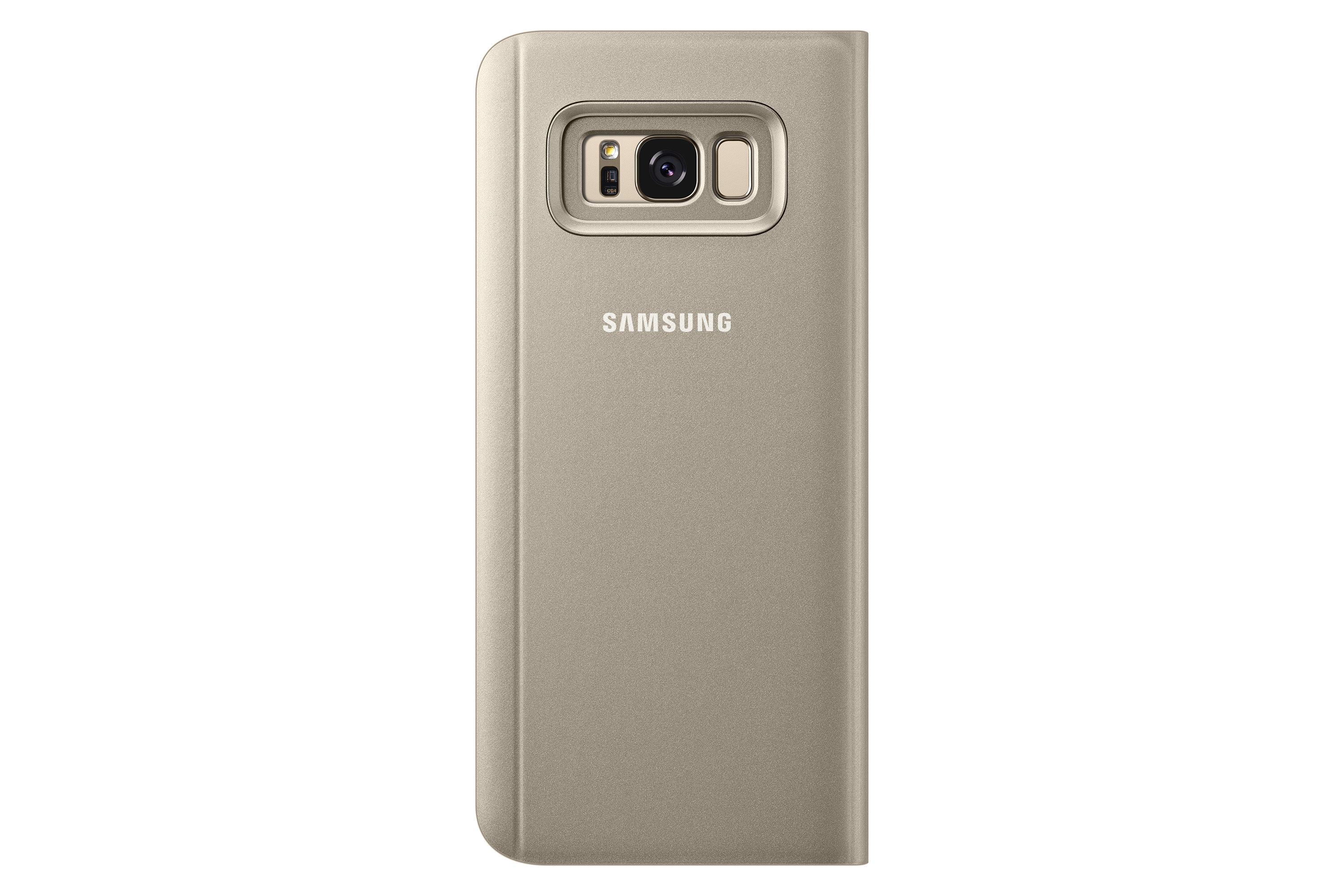 Galaxy S8+ Clear View Stand Cover