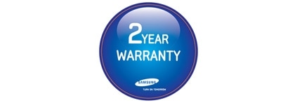 2 year parts and labour warranty