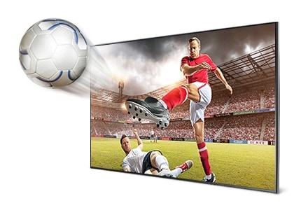 Immersive realism with Samsung Full HD 3D technology