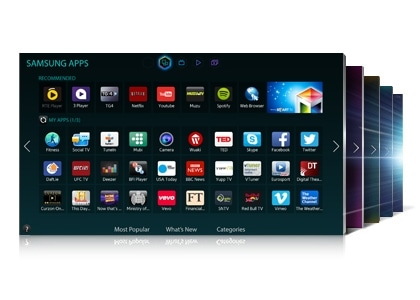 Enjoying Smart TV is now easier and faster