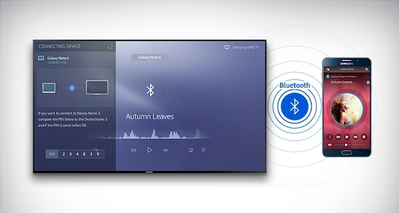 Expand Personal Music Streaming Capabilities through Bluetooth Connectivity