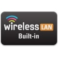 Wireless LAN Built-in