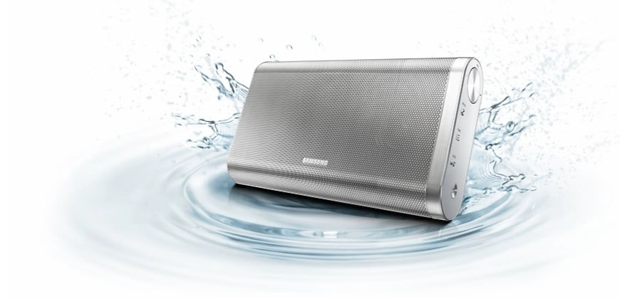 Experience powerful sound anywhere