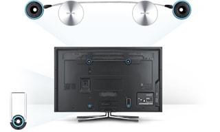 Samsung Wmn3000ax Ultra Slim Tv Wall Mount Tv Bracket