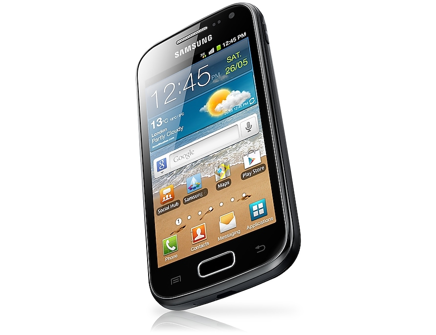d62e42cd094 Samsung Galaxy Ace 2 - Android 2.3 - 5MP Camera Phone - Samsung IE