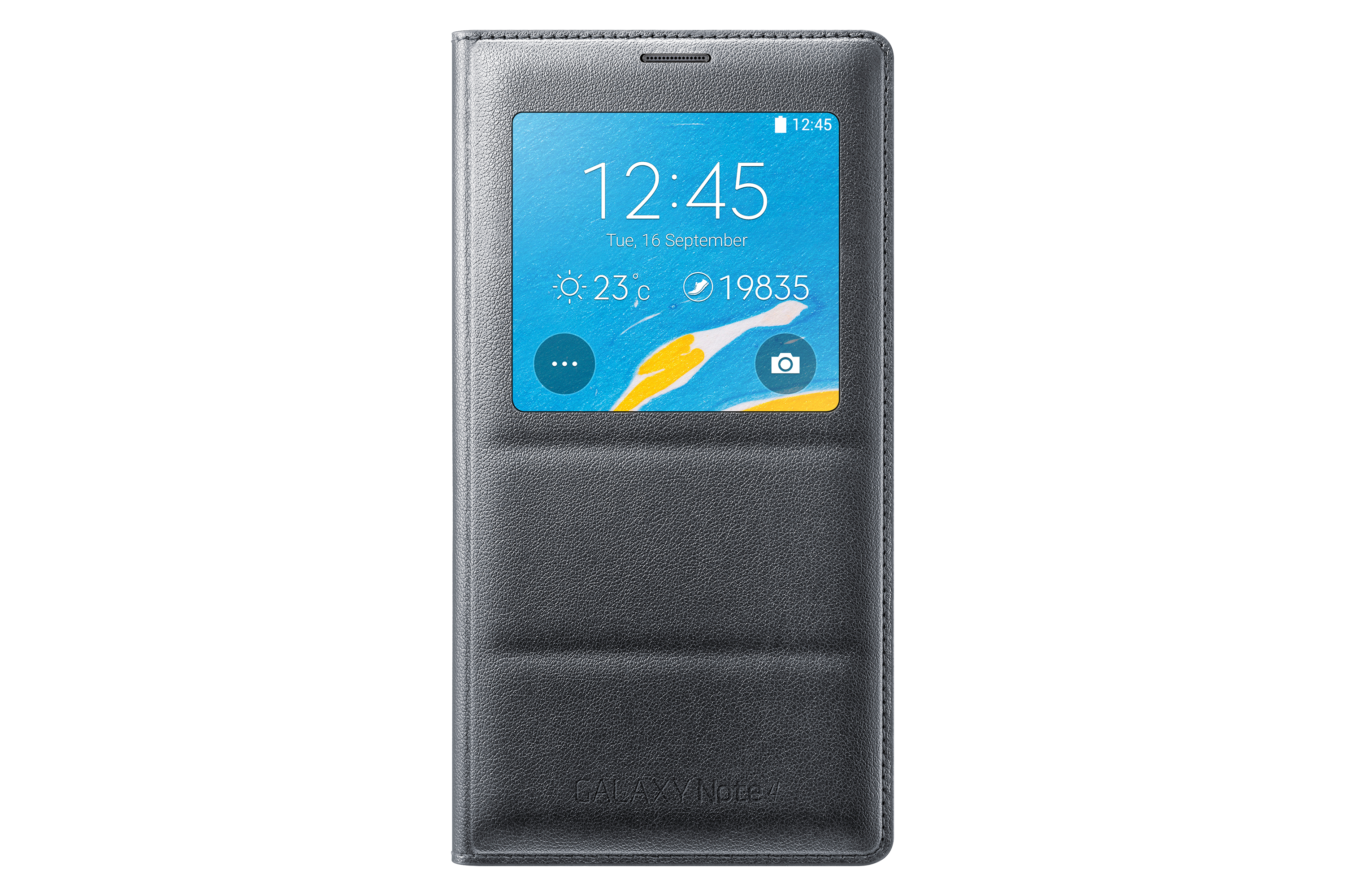 Galaxy Note 4 S View Cover