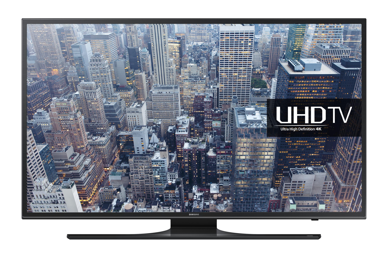 "40"" JU6400 6 Series Flat UHD 4K Smart LED TV"