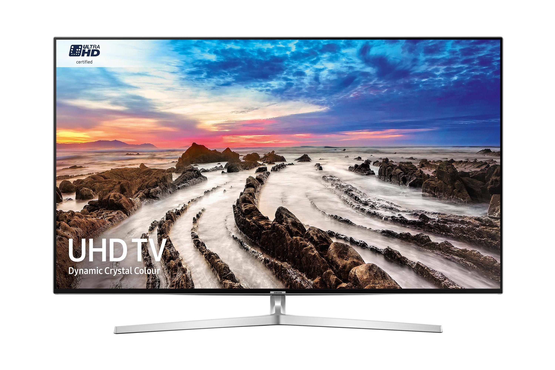 "65"" MU8000 Dynamic Crystal Colour Ultra HD HDR 1000 Smart TV"
