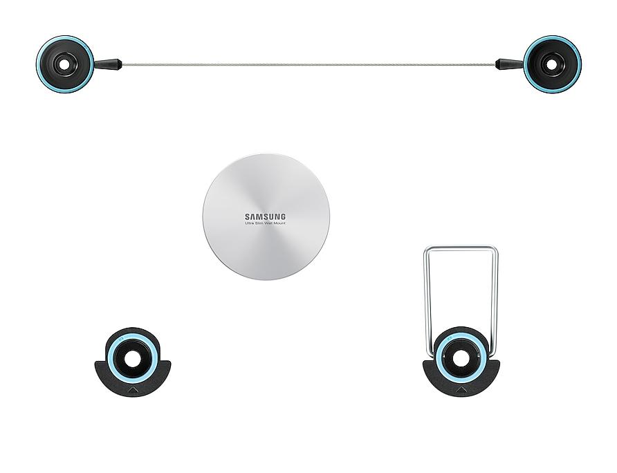 samsung wmn3000ax ultra slim tv wall mount tv bracket. Black Bedroom Furniture Sets. Home Design Ideas