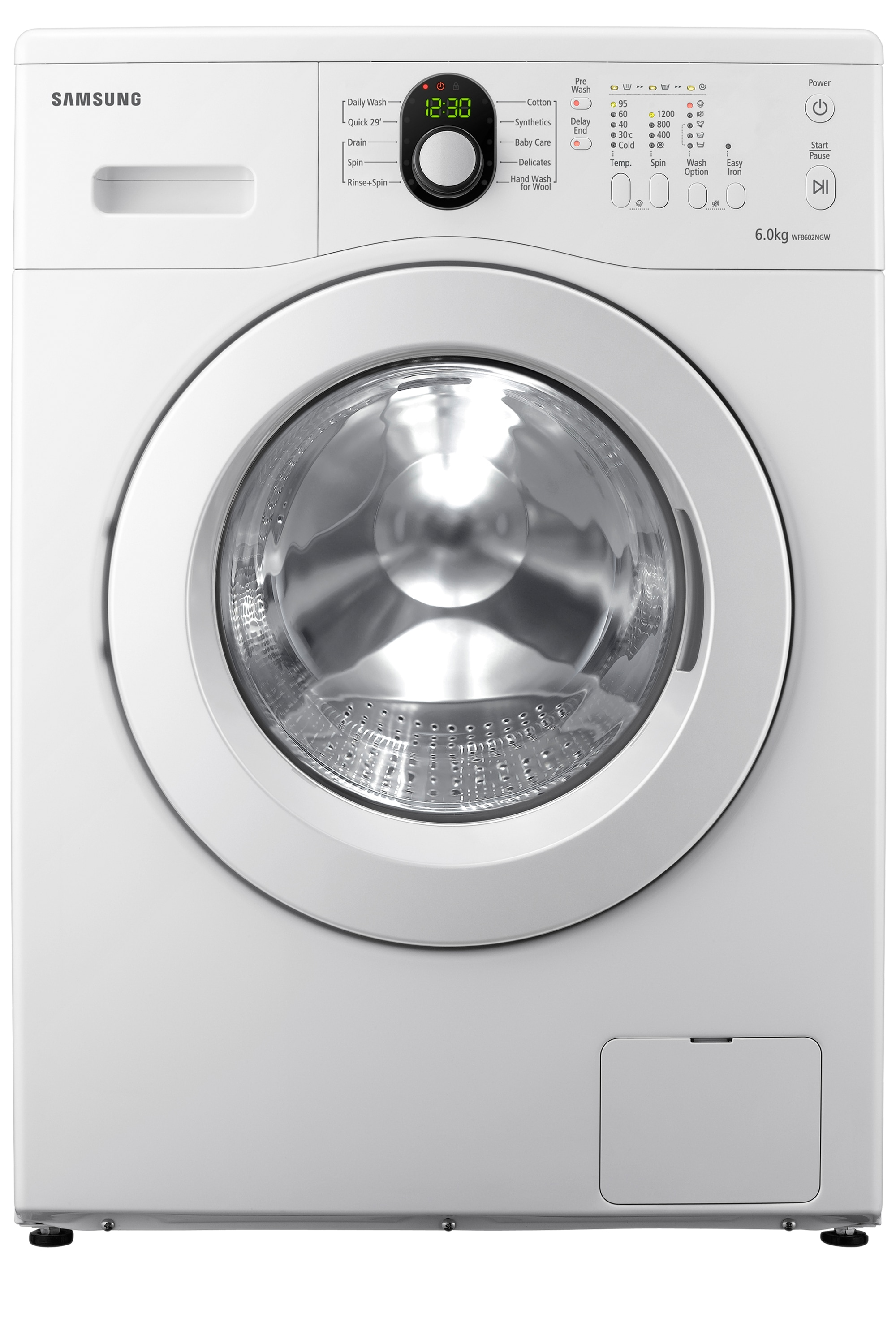 Wf8602ngw 6kg Diamond Washing Machine Samsung Ireland