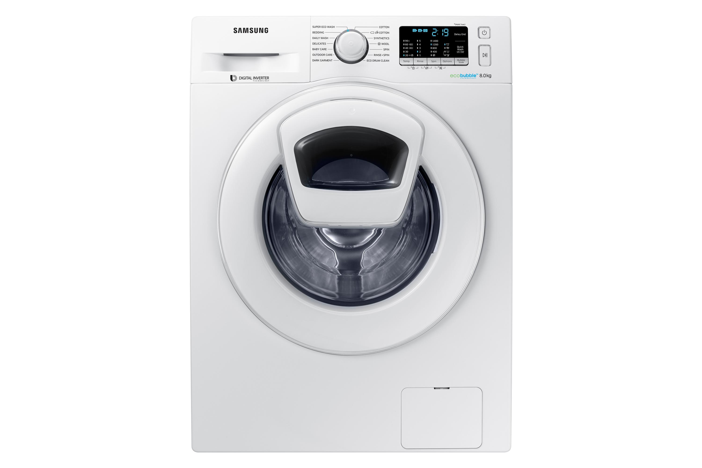 WW5500 AddWash™ Washing Machine with ecobubble™, 8kg