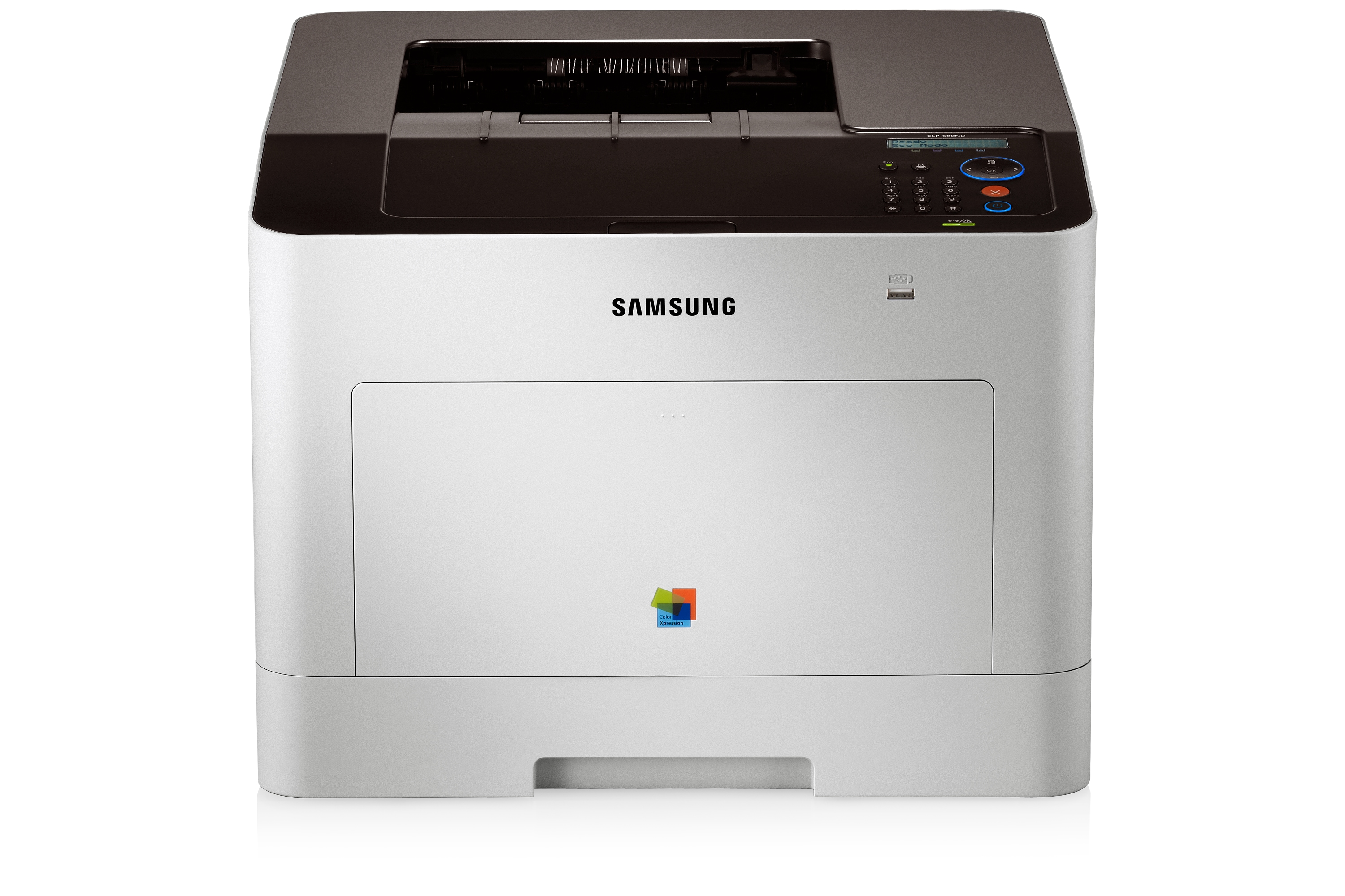 CLP-680ND  Colour Laser Printer (24 / 24 ppm)
