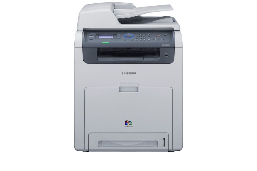 CLX-6220FX 20PPM Colour Laser Multifunction Printer 6220FX Front