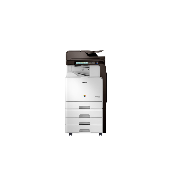 CLX-8640ND 38ppm A4 Colour Multifunction Printer