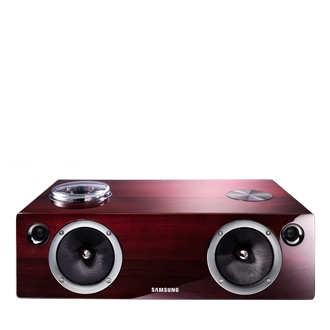 DA-E750 Wireless Audio Dock with Valve Amplifier (iPod and Galaxy)