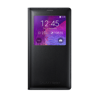 Galaxy Note 4 S View Cover - Classic Edition