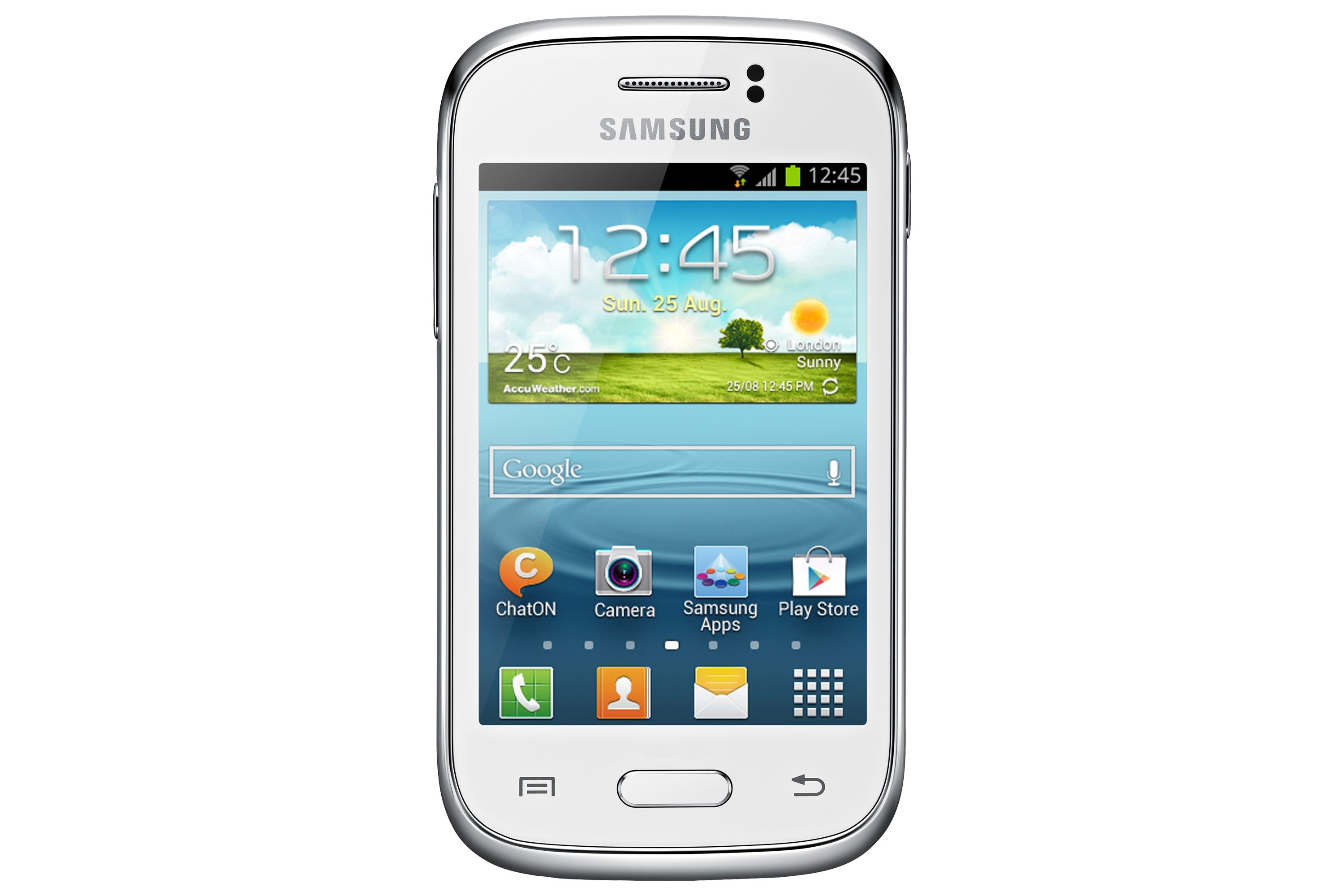 GT-S6310N Front White