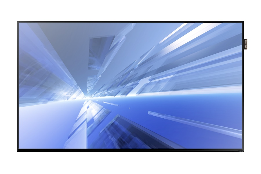 40 DHD Series SMART Signage DH40D Front Black