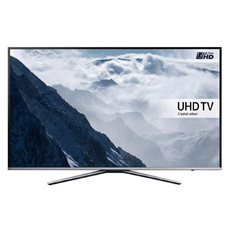 40 KU6400 6 Series Flat UHD 4K Smart TV Crystal Colour