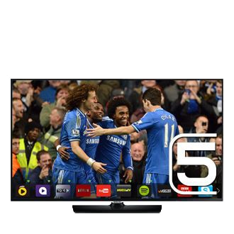 "UE48H5500AK 48"" H5500 Series 5 Smart Full HD LED TV"
