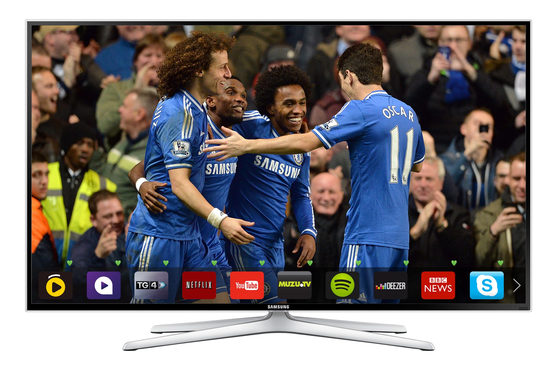 "48"" H6400 6 Series Flat Full HD Smart 3D LED TV"