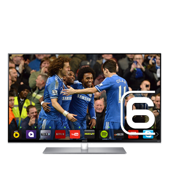 55 H6700 Series 6 Smart 3D Full HD LED TV
